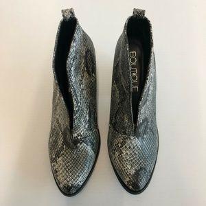 Boutique Women's Size 10 Cut-Out Shoes
